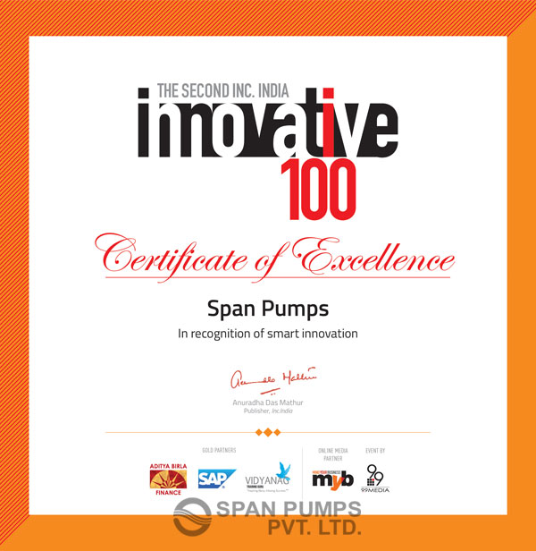 Innovative 100 Awards 2014